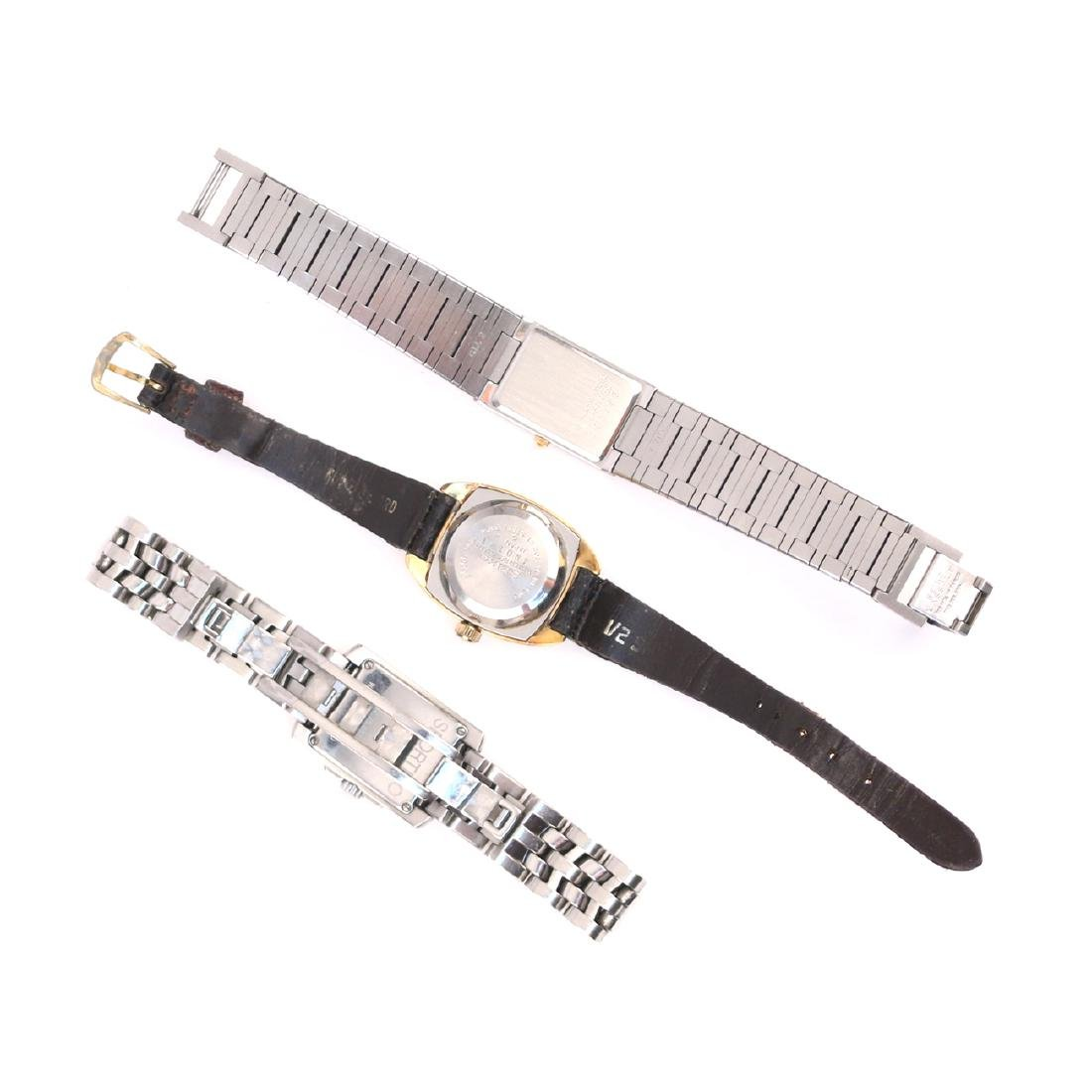 (3pc) LADY'S WRISTWATCHES - 2