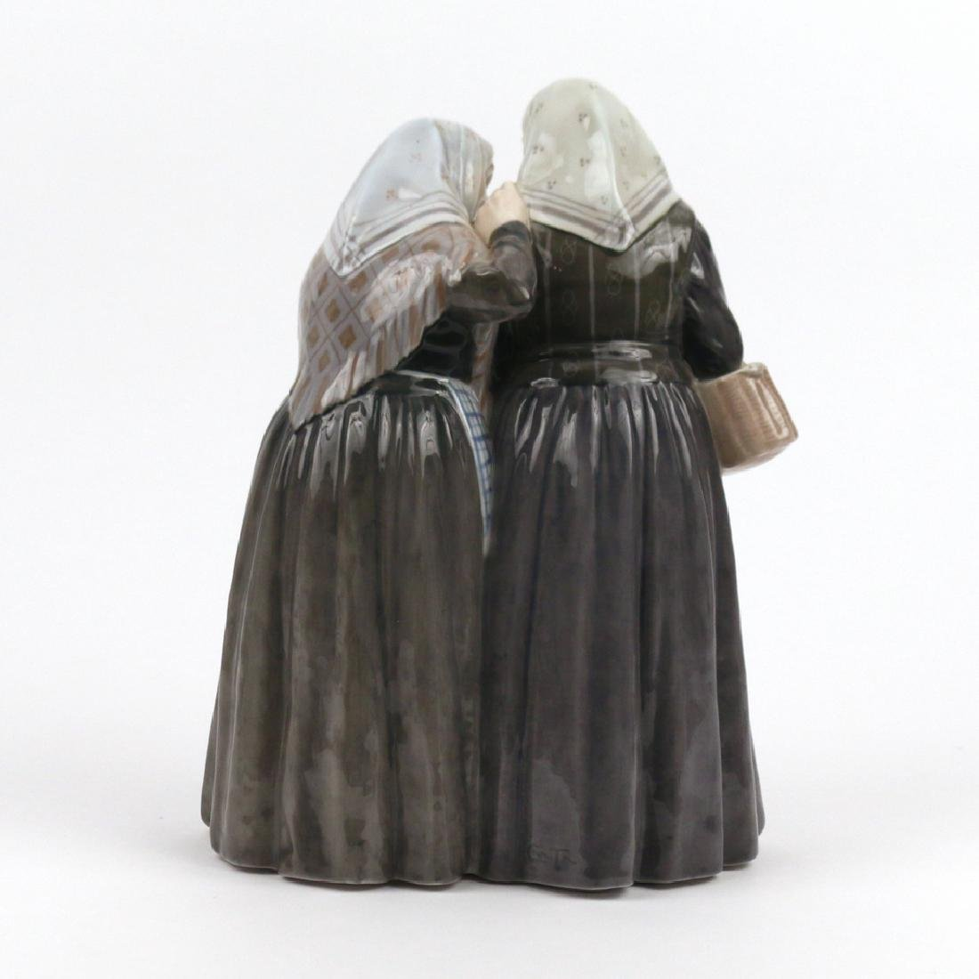 (3pc) MISC. ROYAL COPENHAGEN FIGURINES - 4