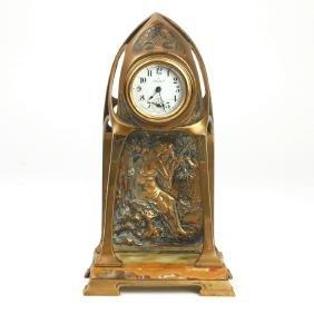 NEW HAVEN CLOCK Co. DESK CLOCK