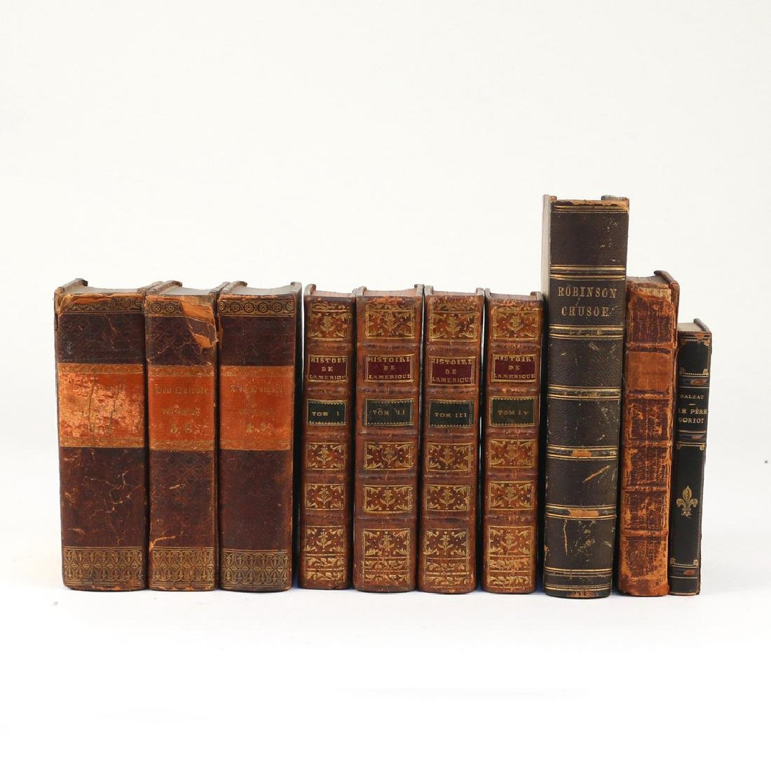 (10vol) [MISC. EARLY FRENCH & GERMAN LANGUAGE]