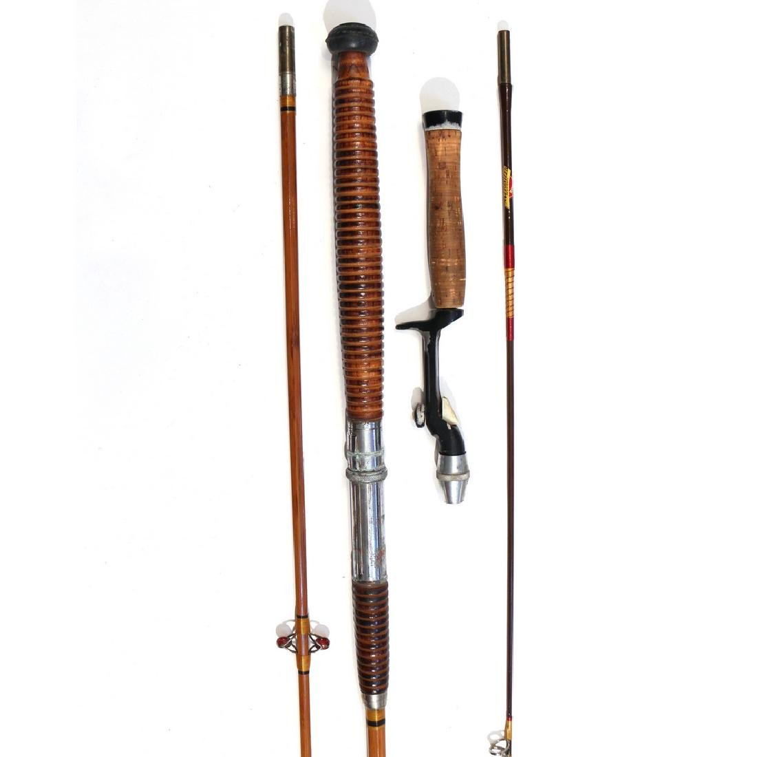(13pc) SPIN FISHING RODS - 3