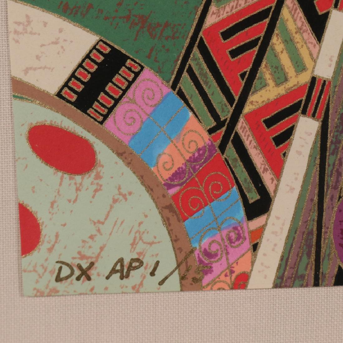 (2pc) FRAMED ARTWORK - 4