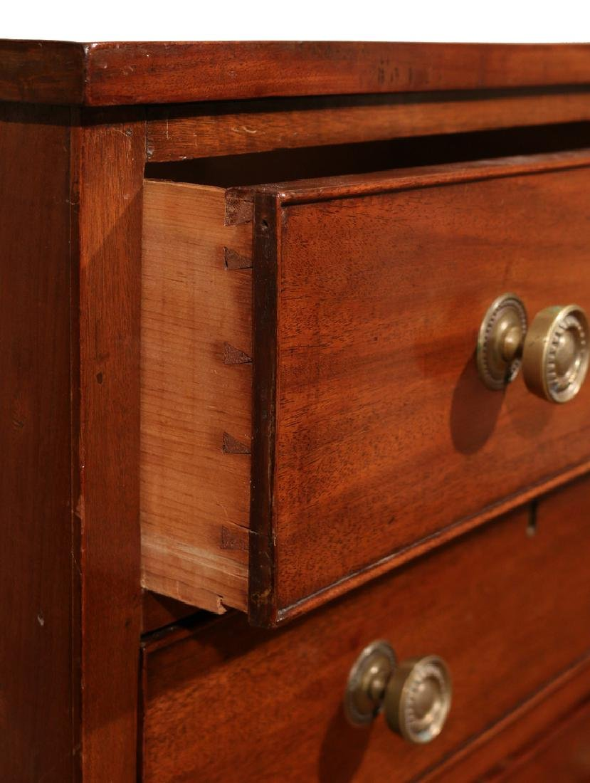 REGENCY DIMINUITIVE FOUR DRAWER CHEST - 2