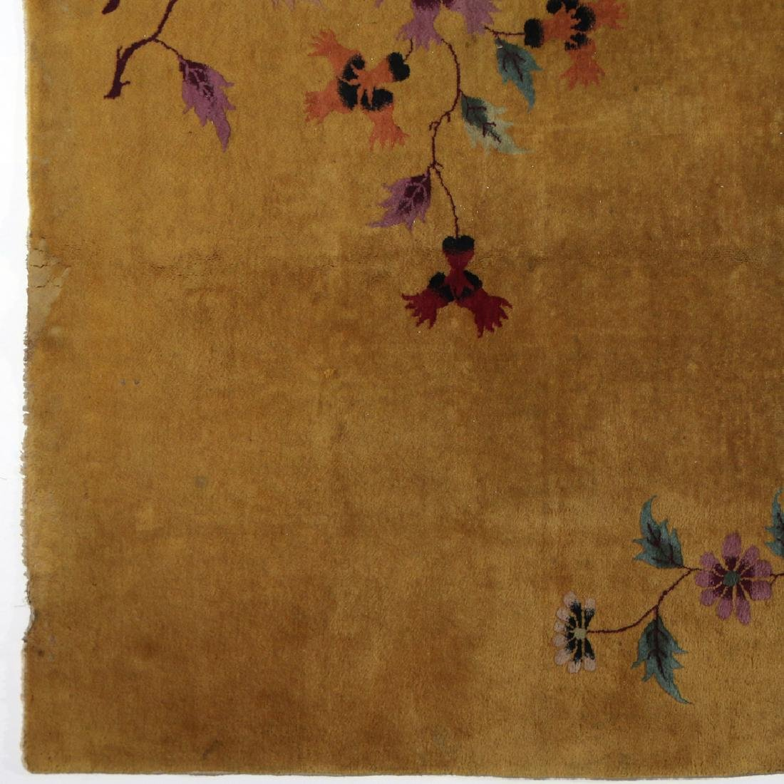 CHINESE ART DECO CARPET - 4
