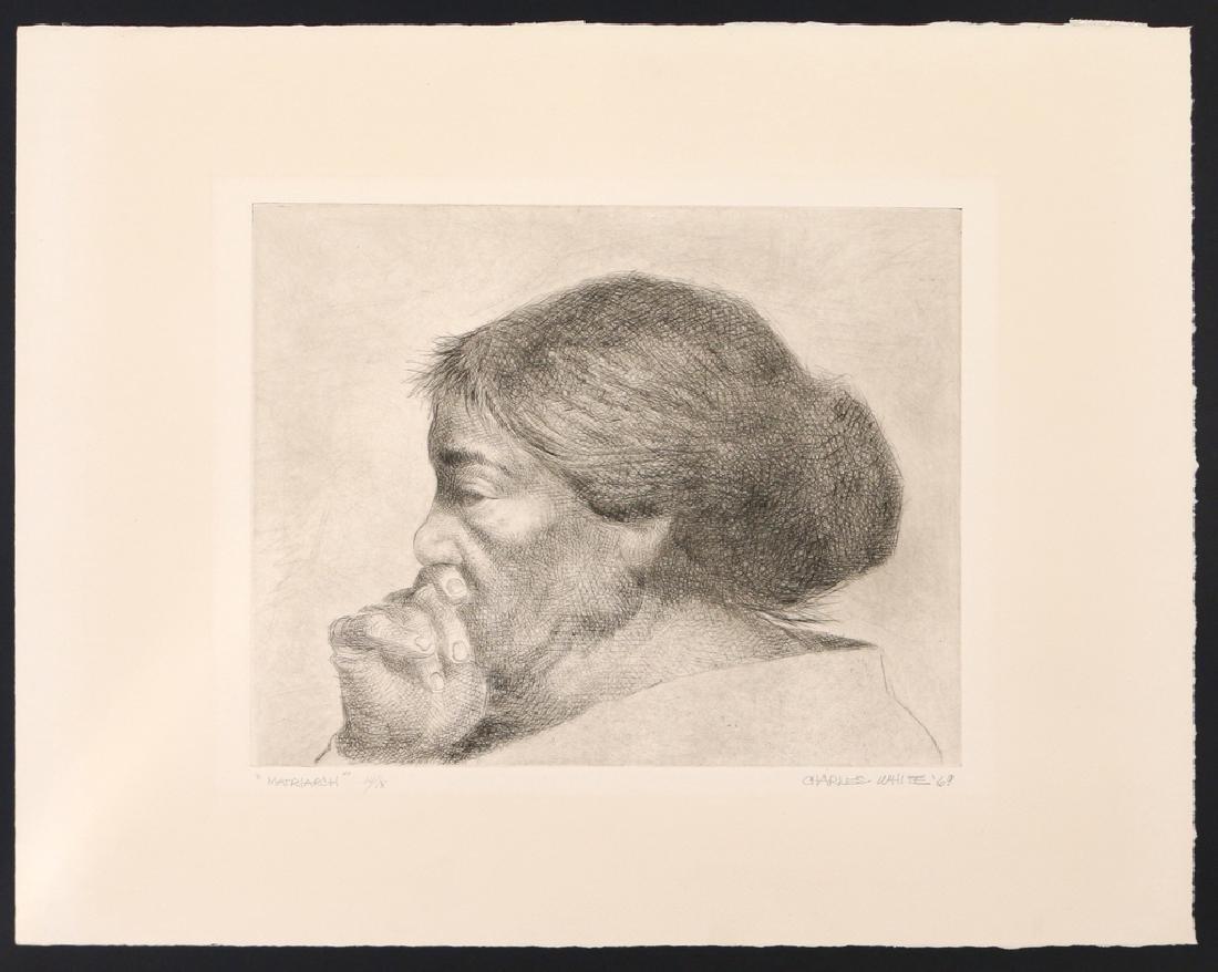 CHARLES WILBERT WHITE (American, 1918-1980) - 6