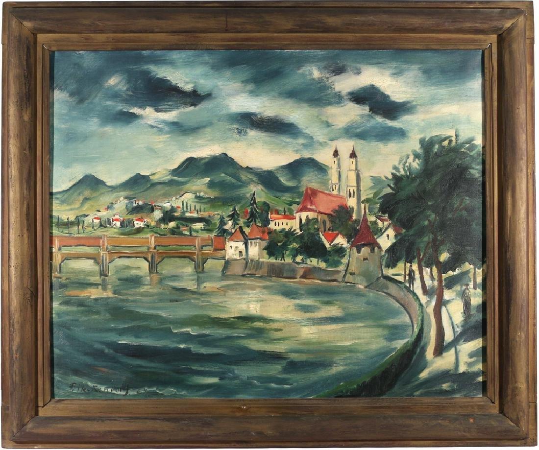 FRANZ HECKENDORF (German, 1888-1962) - 2