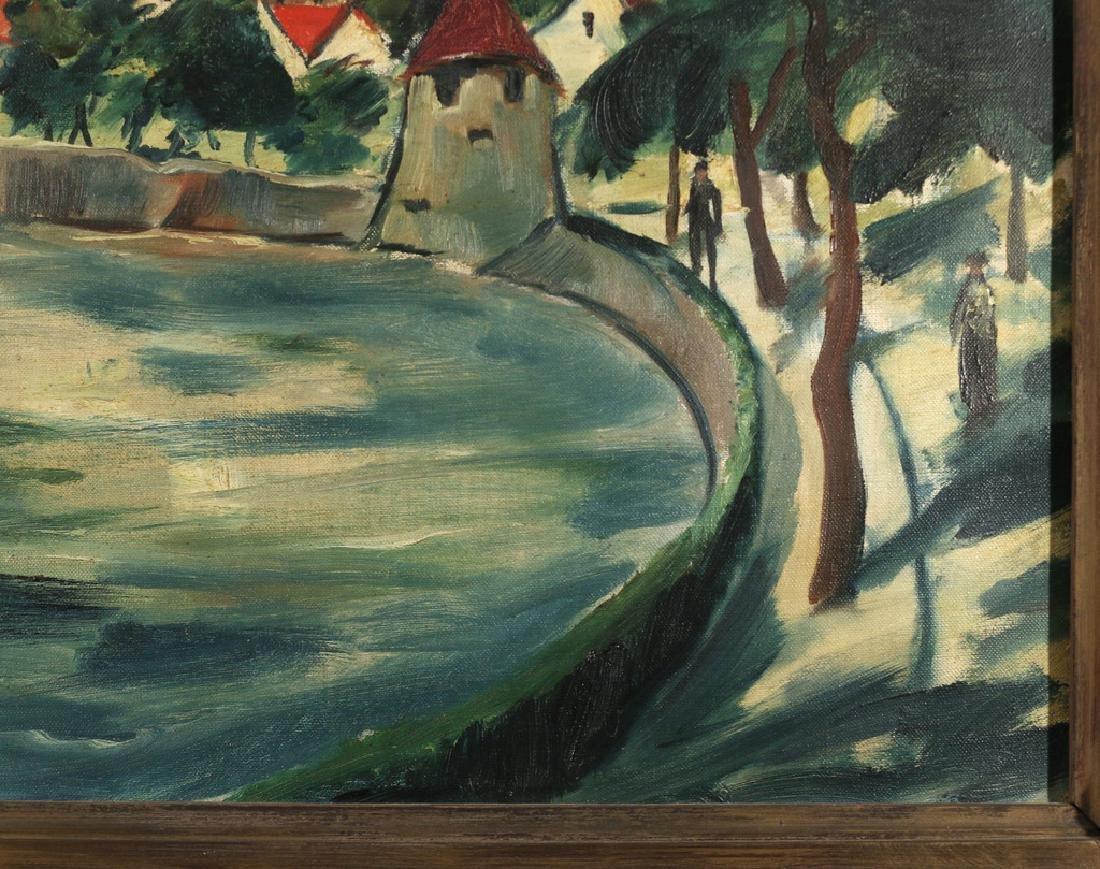 FRANZ HECKENDORF (German, 1888-1962) - 3