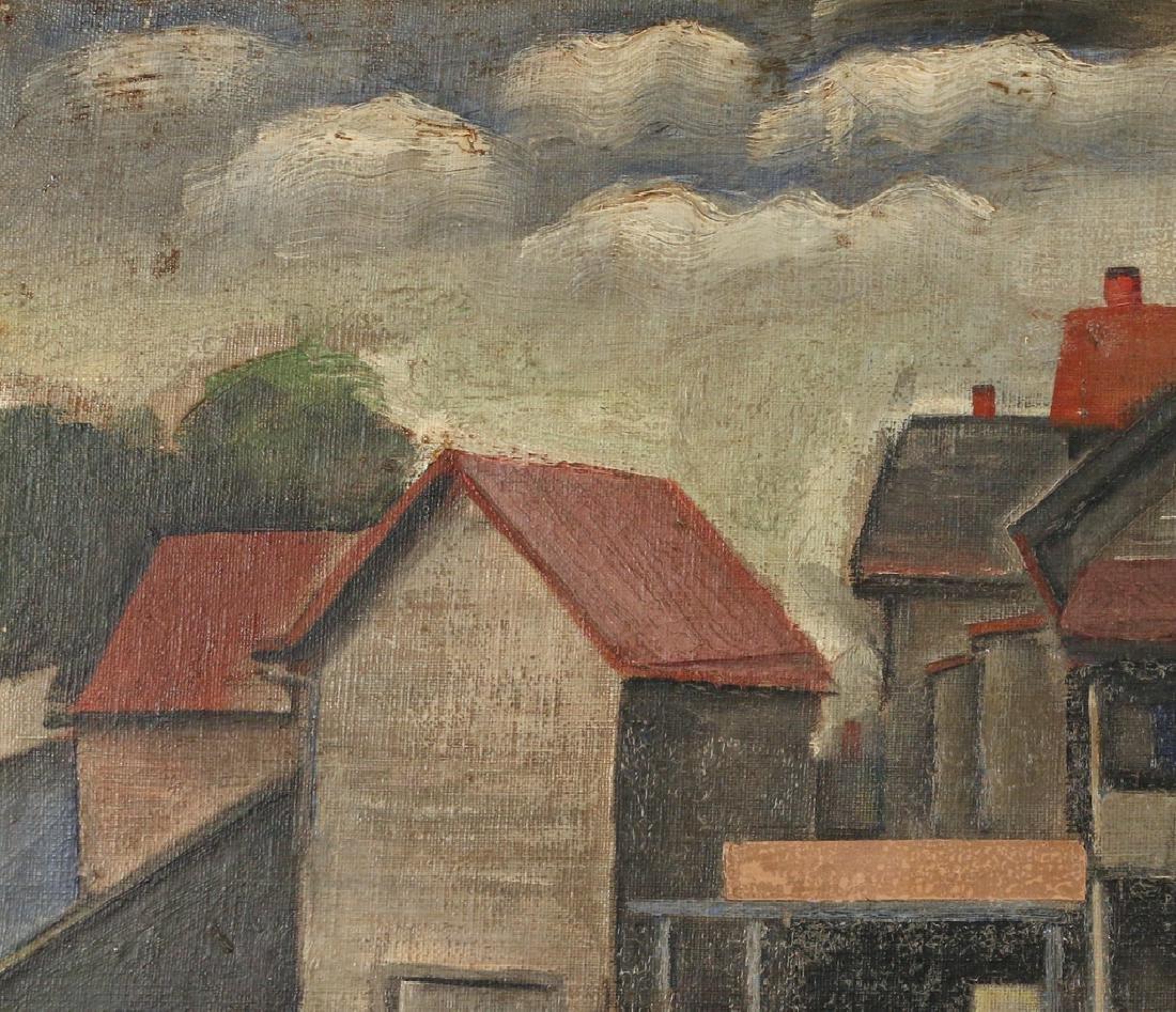 JOHN W. CARROLL (American, 1892-1959) - 3