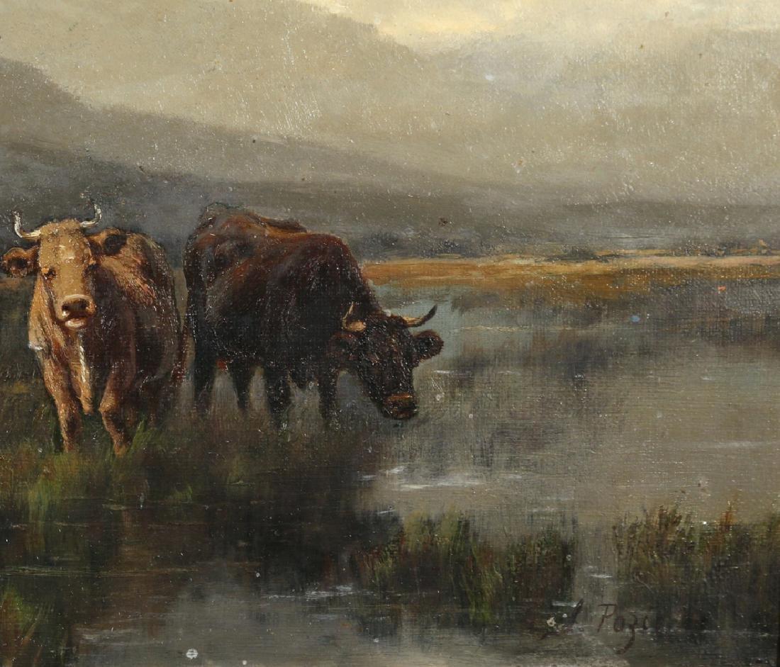 JACINTE POZIER (French, 1844-1915) - 6