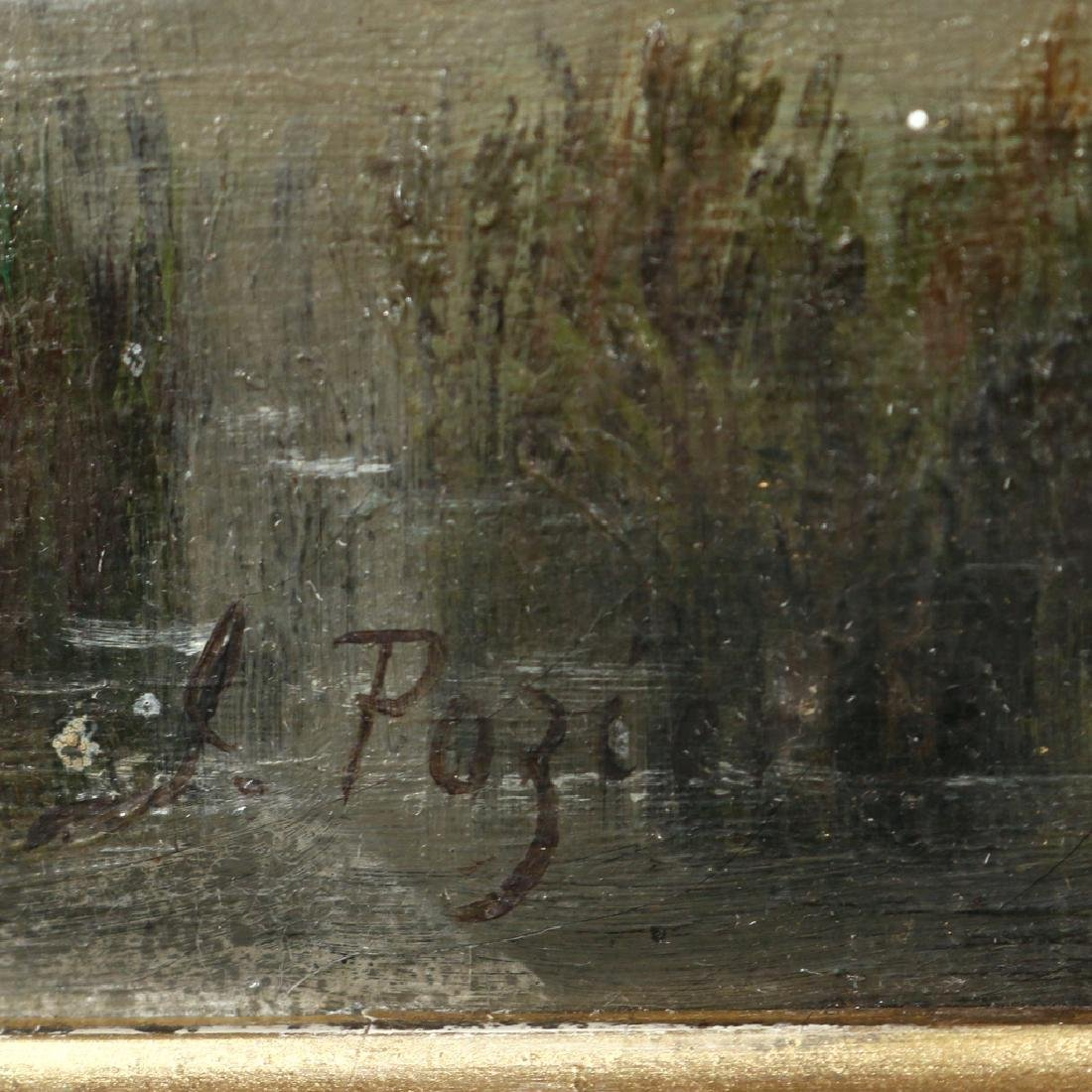 JACINTE POZIER (French, 1844-1915) - 7