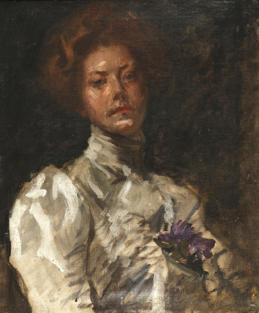 WILLIAM MERRITT CHASE (American, 1849-1916)