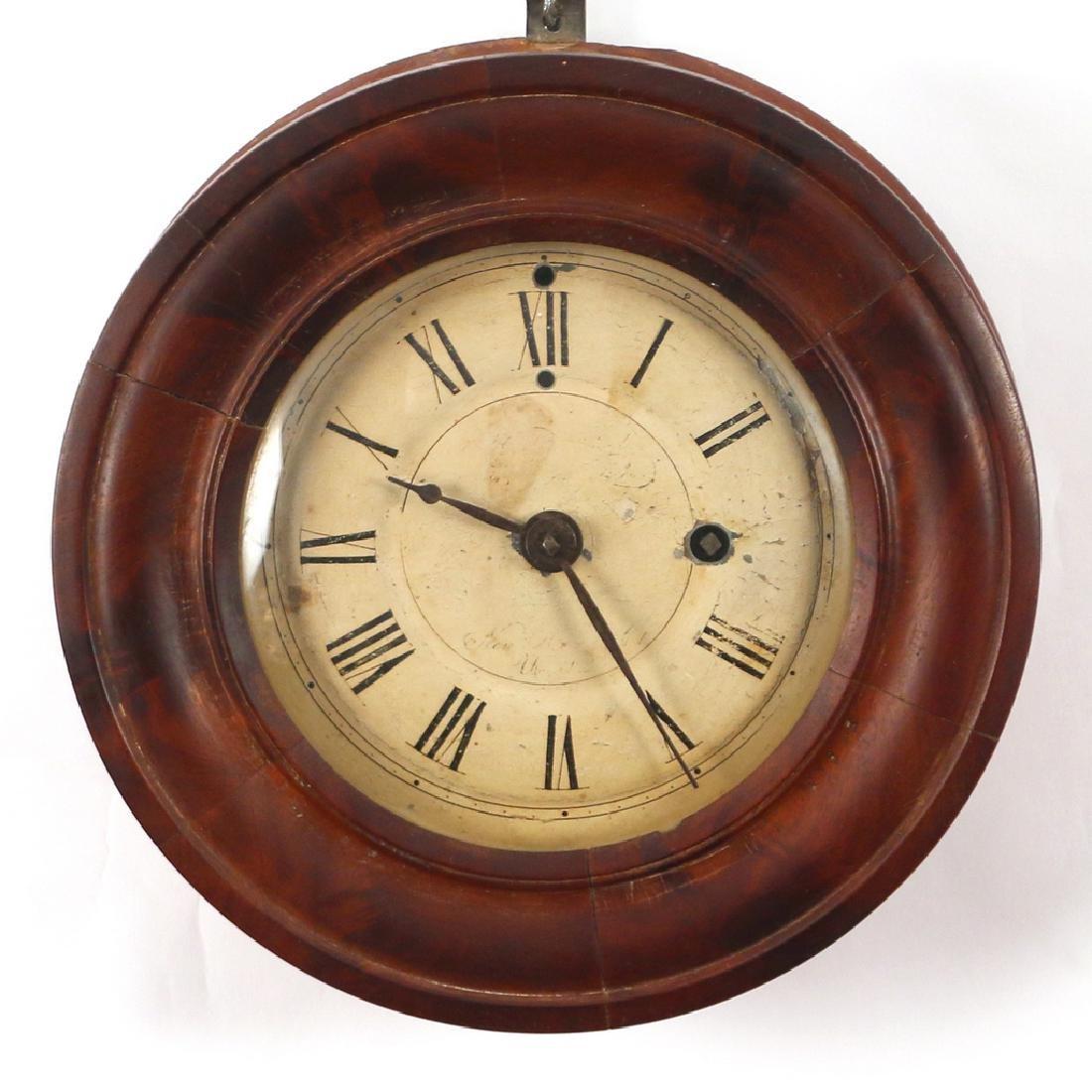 KIRK'S PATENT MARINE TIMEPIECE