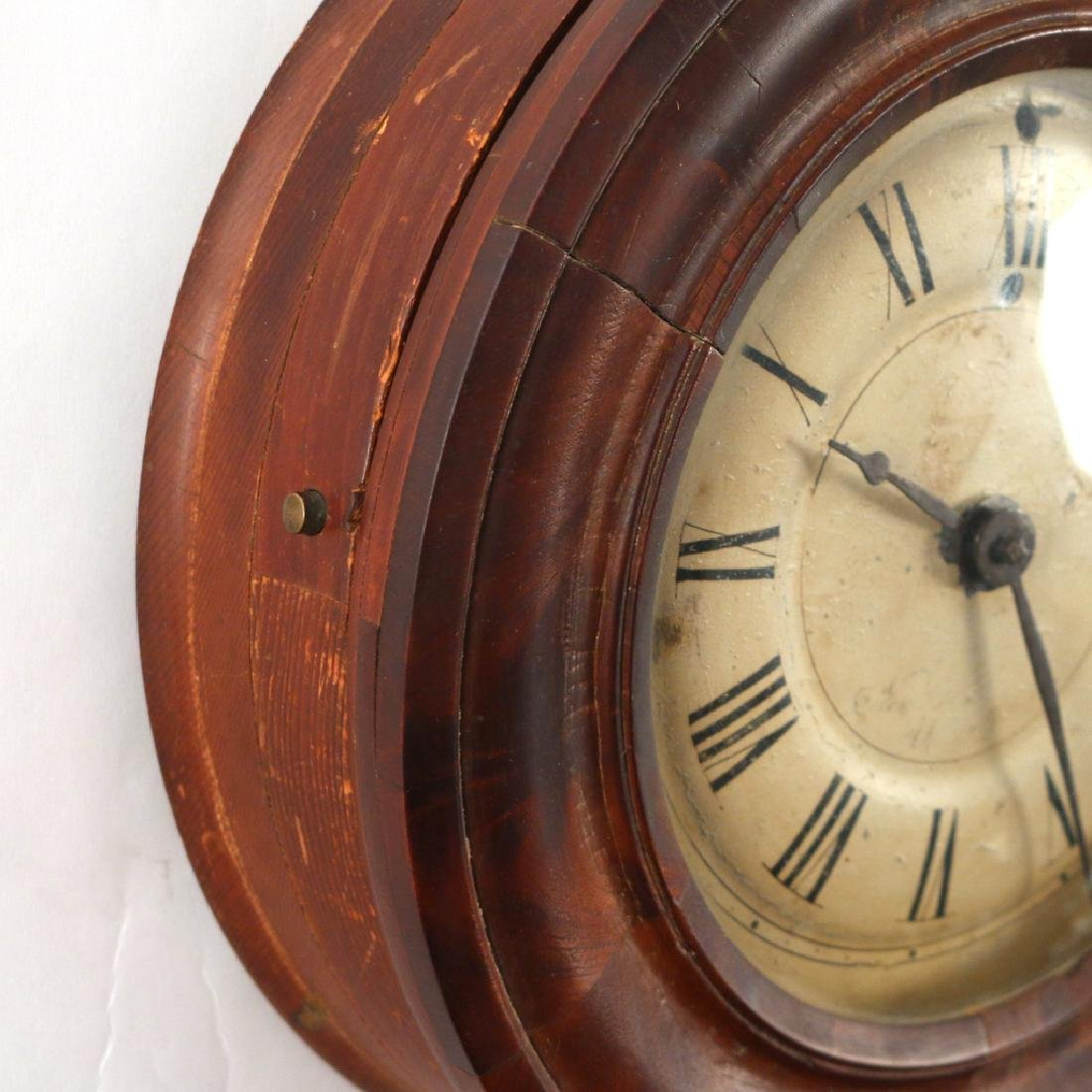 KIRK'S PATENT MARINE TIMEPIECE - 3