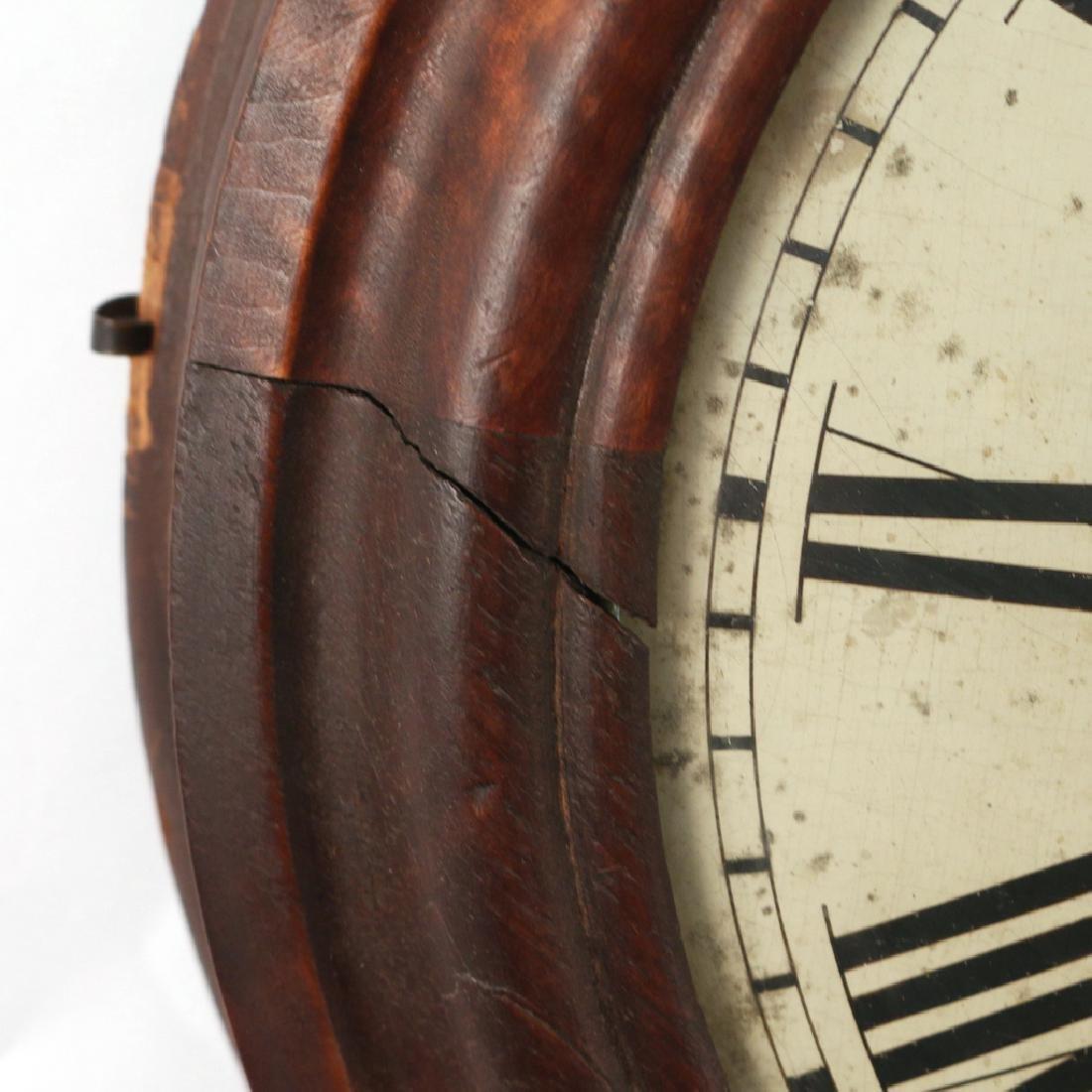 BREWSTER & INGRAHAMS GALLERY CLOCK - 2
