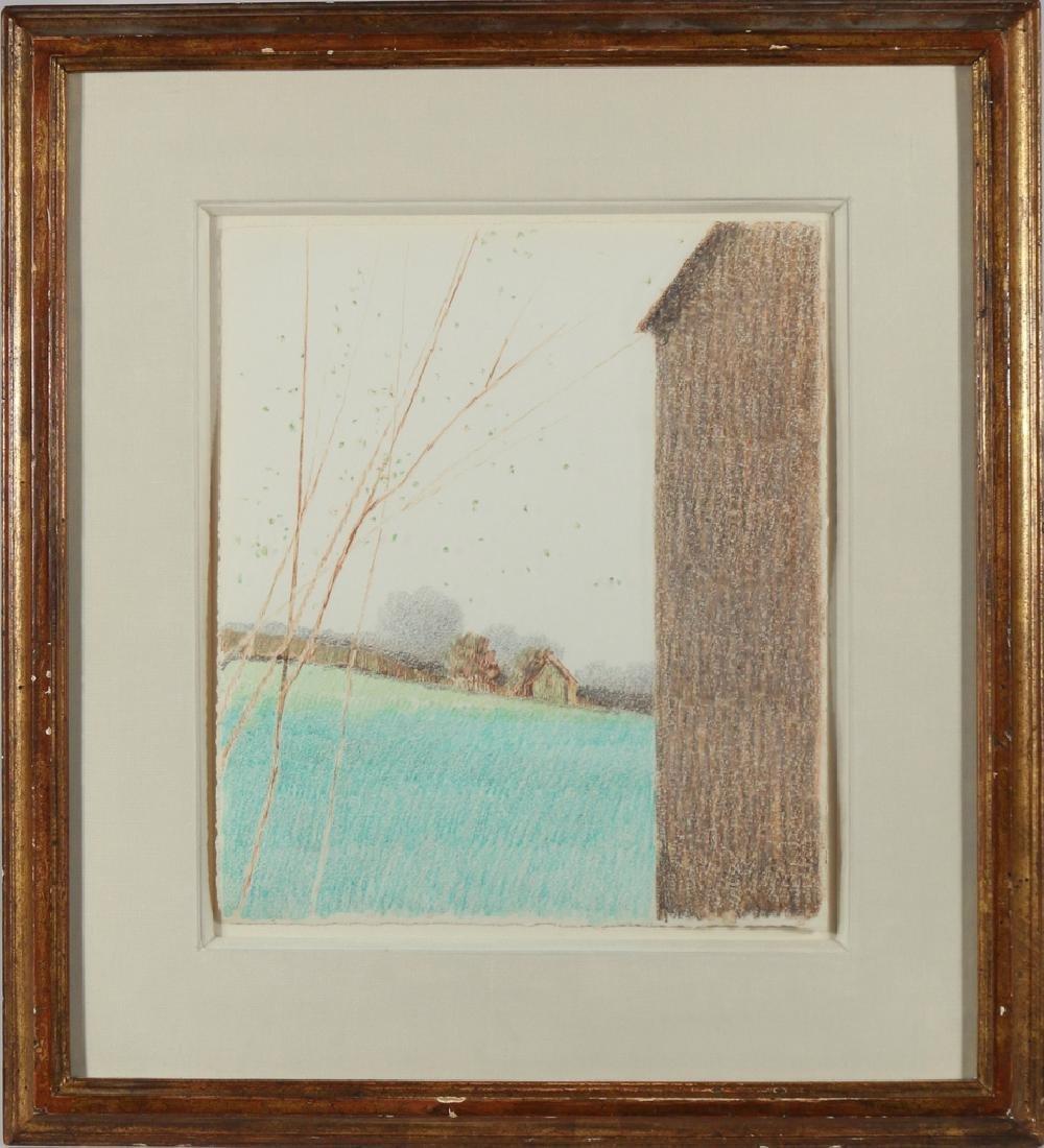 ROBERT KIPNISS (American, 1931-) - 2