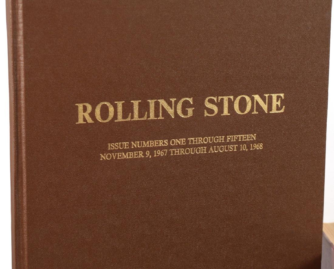 (21vol) ROLLING STONE MAGAZINE (ISSUES #1-250) - 5