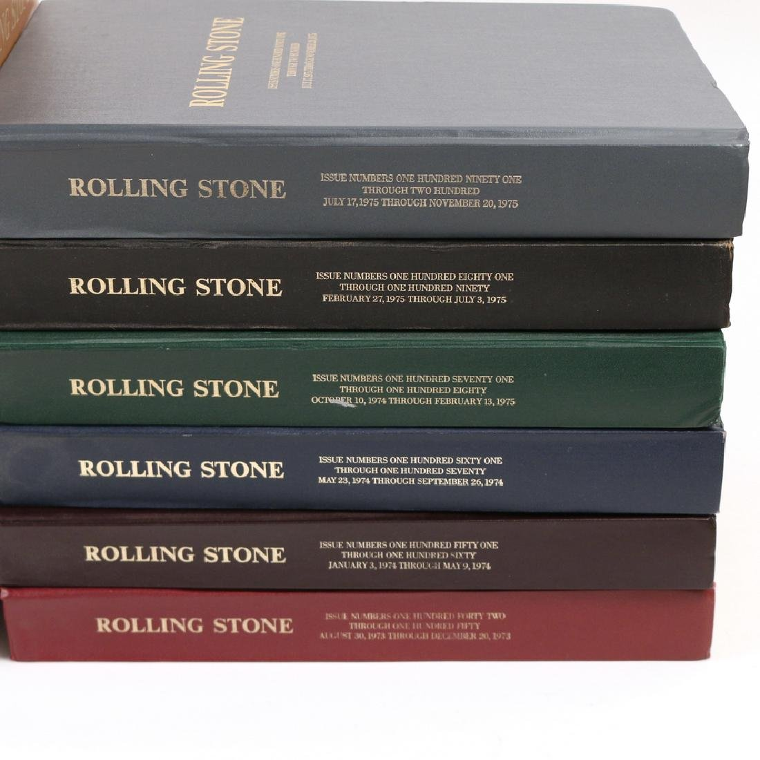 (21vol) ROLLING STONE MAGAZINE (ISSUES #1-250) - 9
