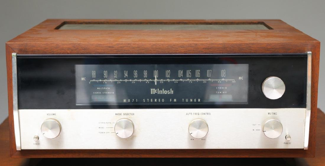 VINTAGE STEREO SYSTEM - 6