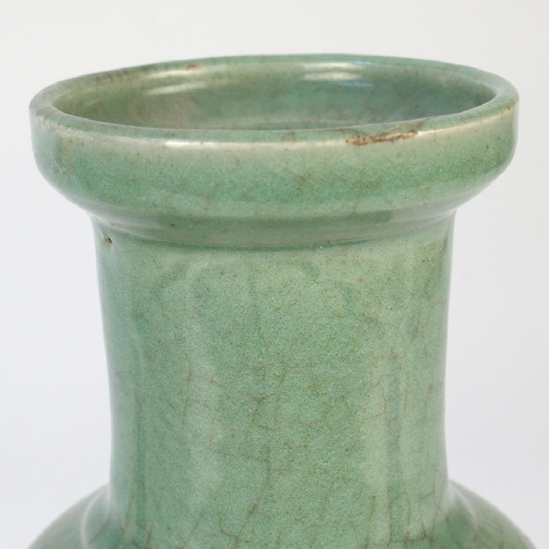 (4pc) EARLY CHINESE CELADON VESSELS - 4