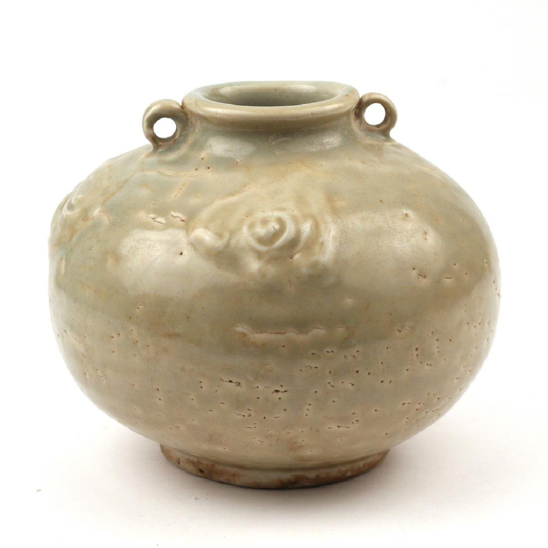 (3pc) CHINESE CELADON VESSELS - 10