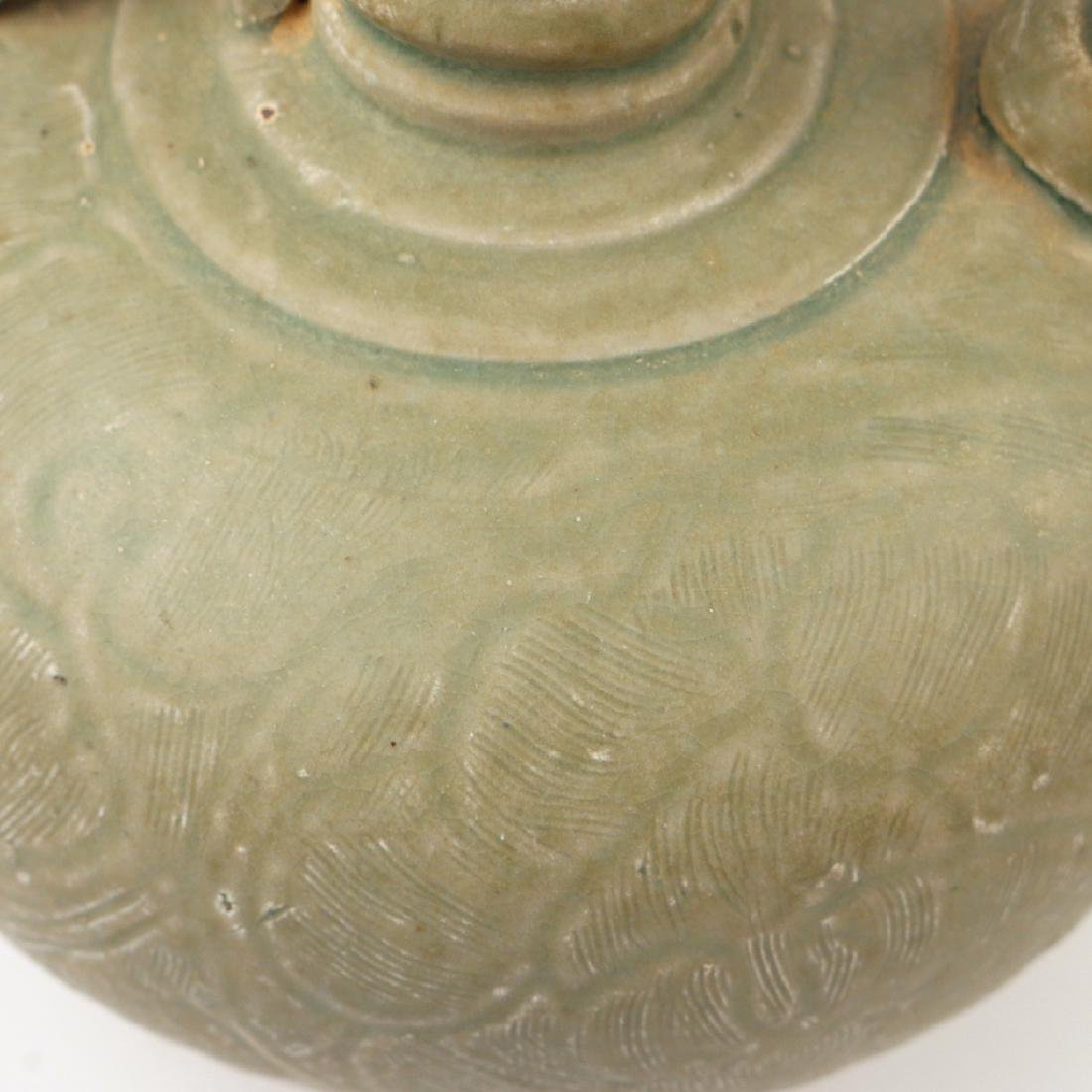 (3pc) CHINESE CELADON VESSELS - 5