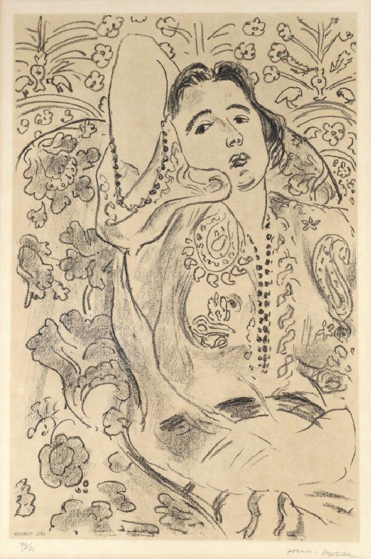 AFTER HENRI MATISSE (1869-1954)