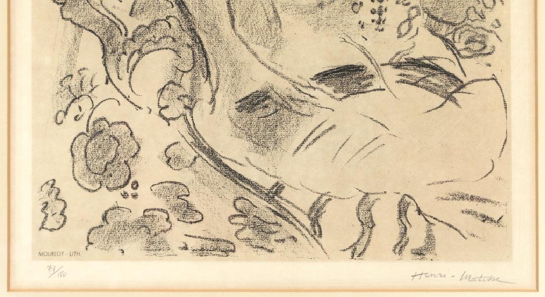 AFTER HENRI MATISSE (1869-1954) - 3