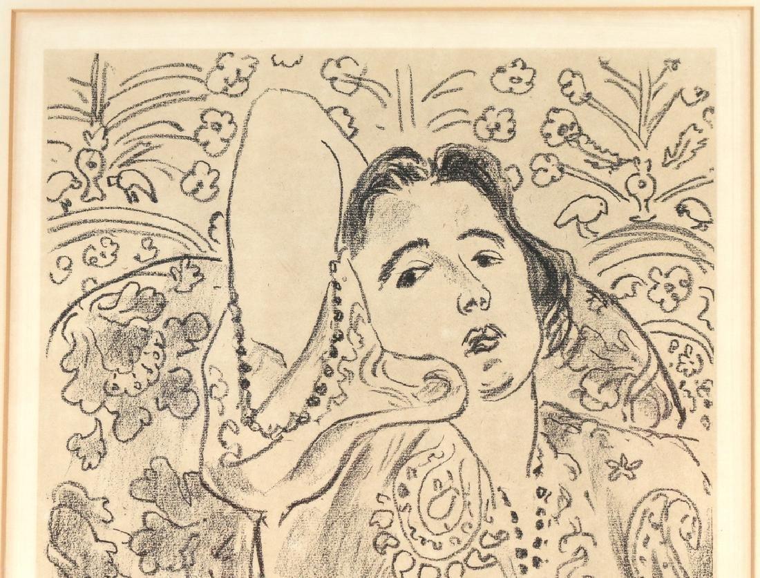 AFTER HENRI MATISSE (1869-1954) - 4