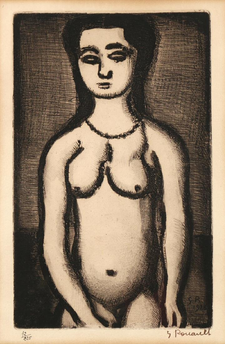 GEORGES ROUAULT (French, 1904-2002)