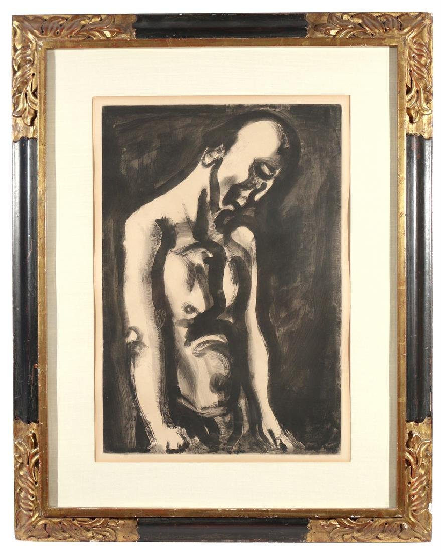 GEORGES ROUAULT (French, 1904-2002),