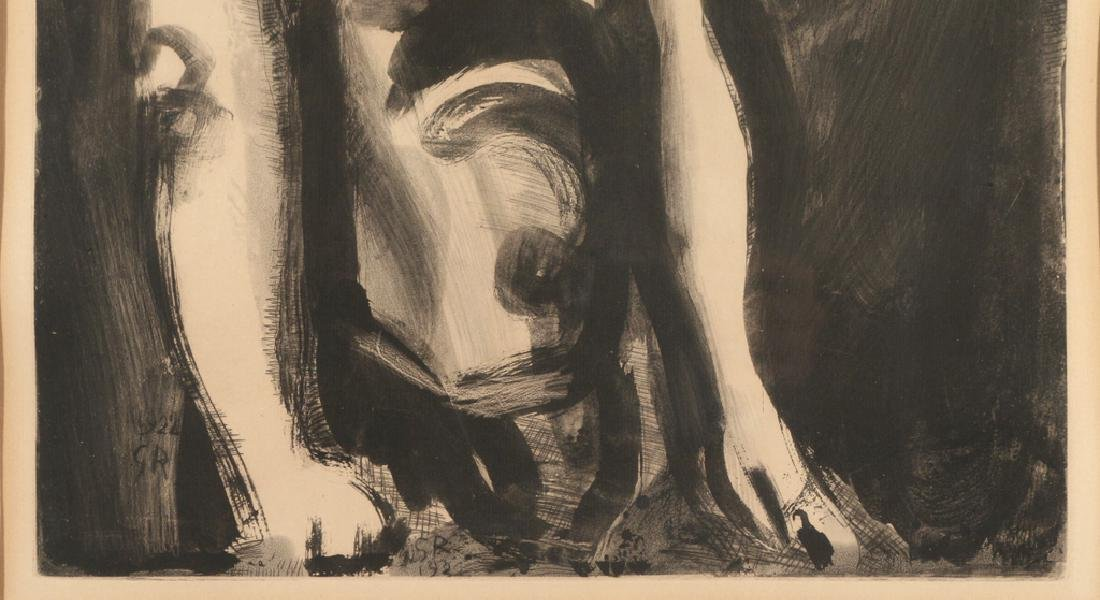 GEORGES ROUAULT (French, 1904-2002), - 4