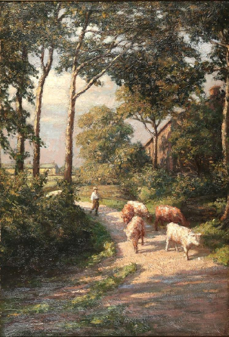 TOM WHITEHEAD (British, 1886-1959)