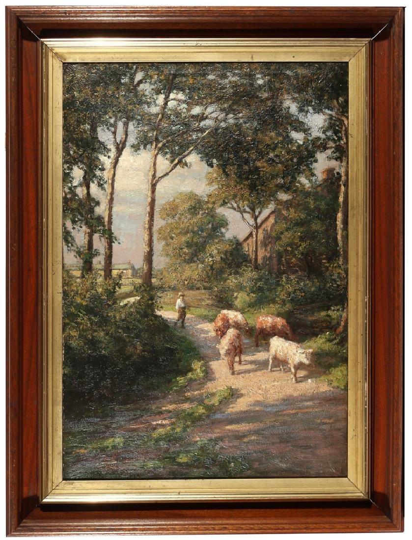 TOM WHITEHEAD (British, 1886-1959) - 4