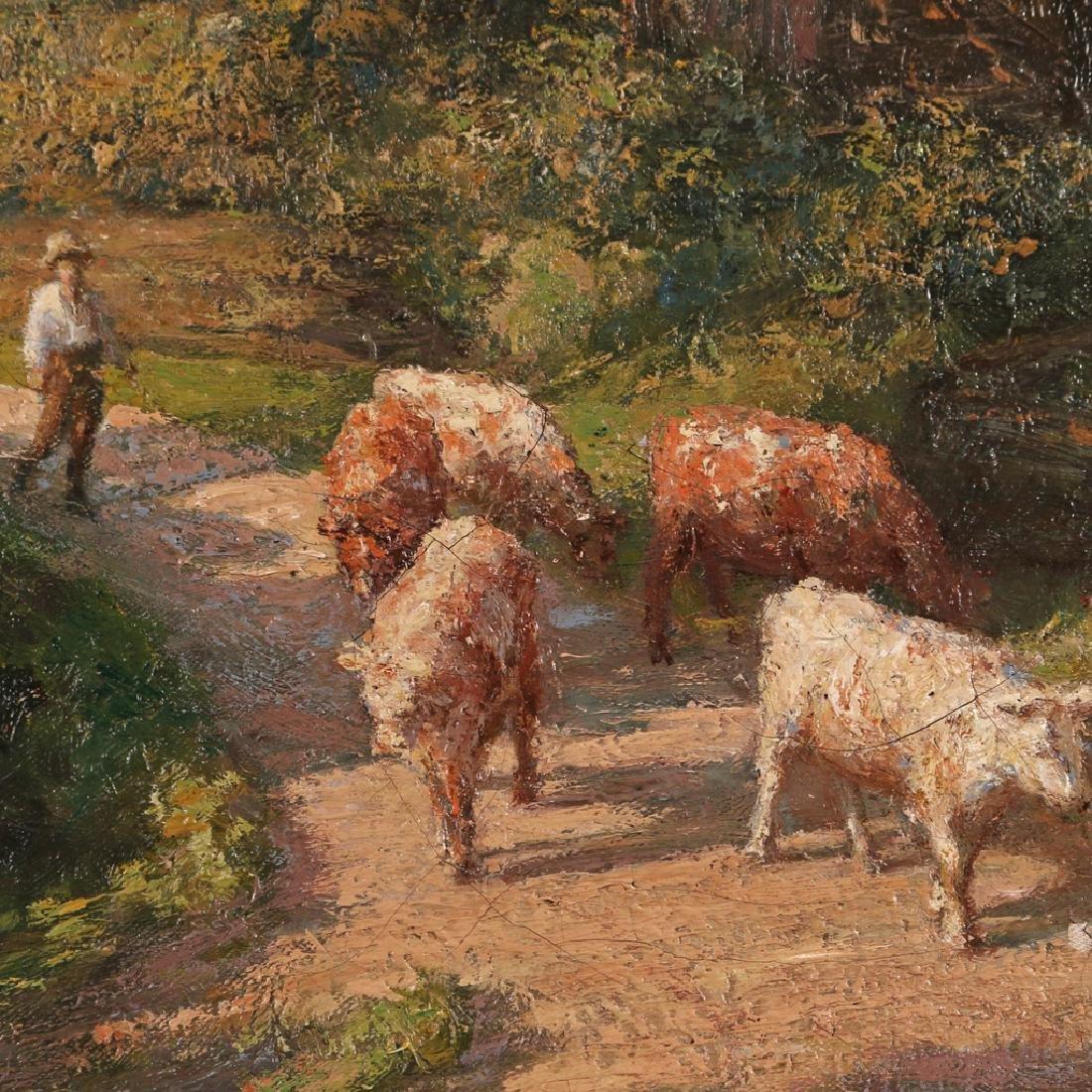TOM WHITEHEAD (British, 1886-1959) - 9
