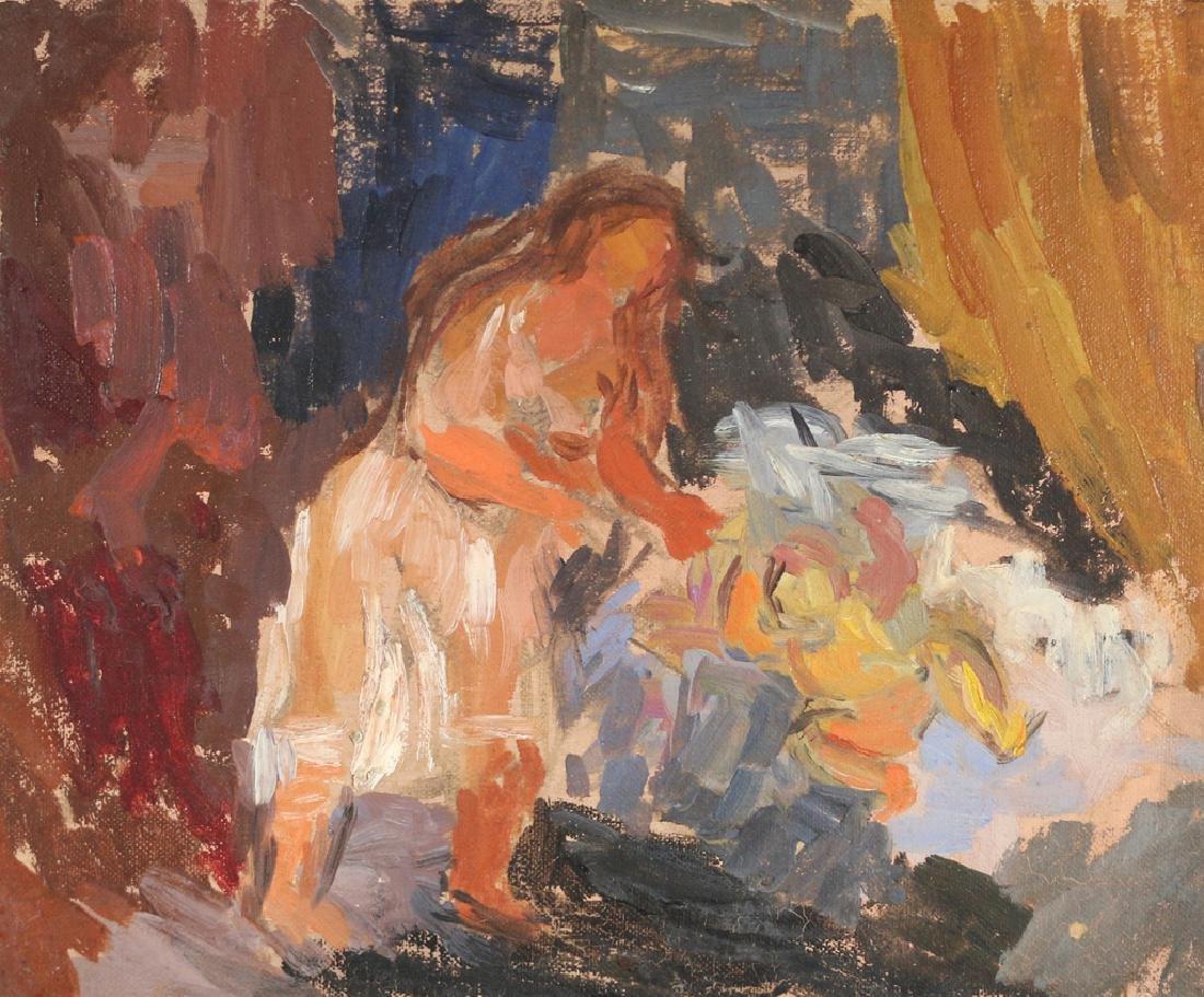 EUGENIE BAIZERMAN (American, 1899-1949)