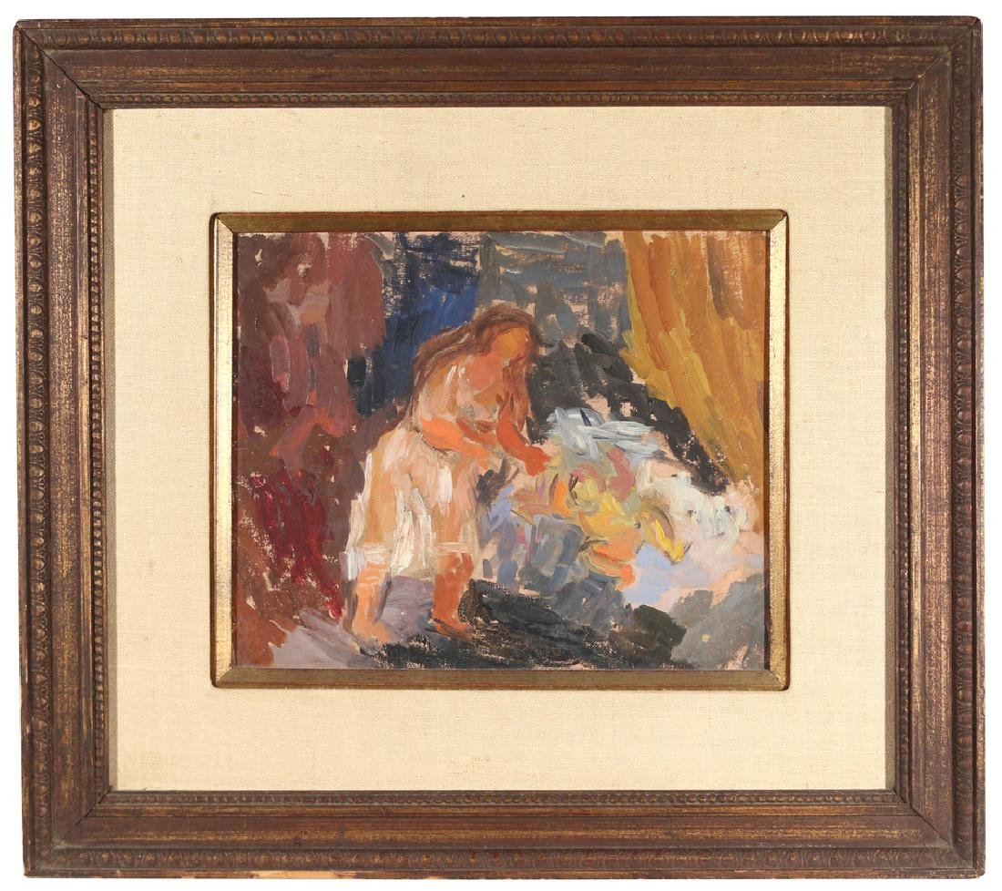 EUGENIE BAIZERMAN (American, 1899-1949) - 2
