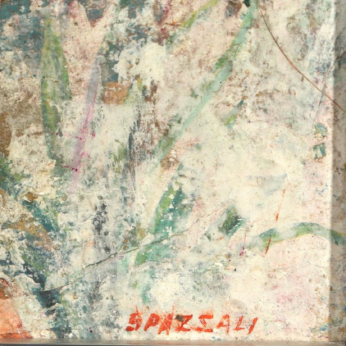 (2pc) LUCIANO SPAZZALI (Italian, 1911-) - 6