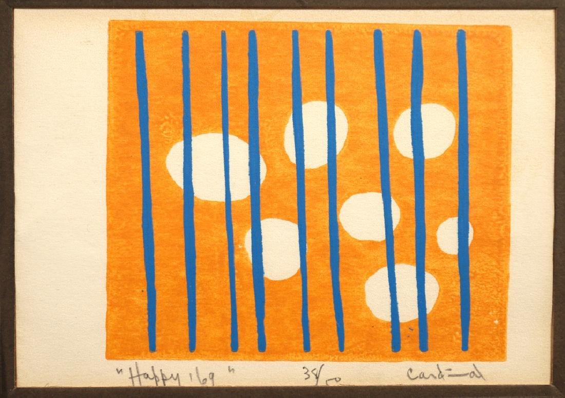 (4pc) MARCELIN CARDINAL (Canadian, 1920-) - 4