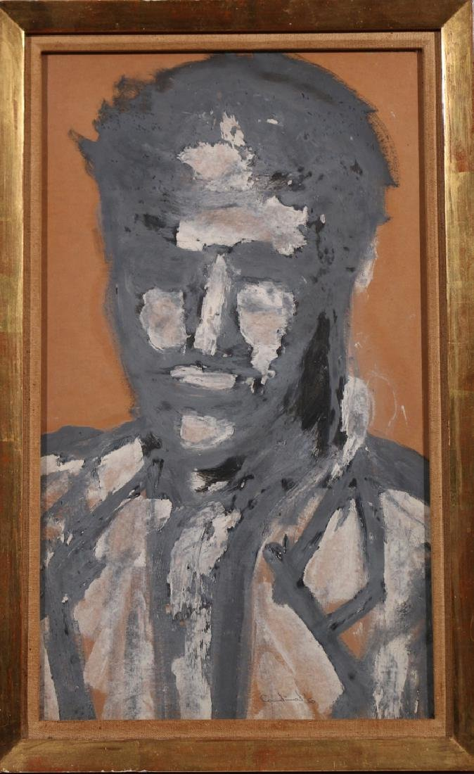 (4pc) MARCELIN CARDINAL (Canadian, 1920-) - 7