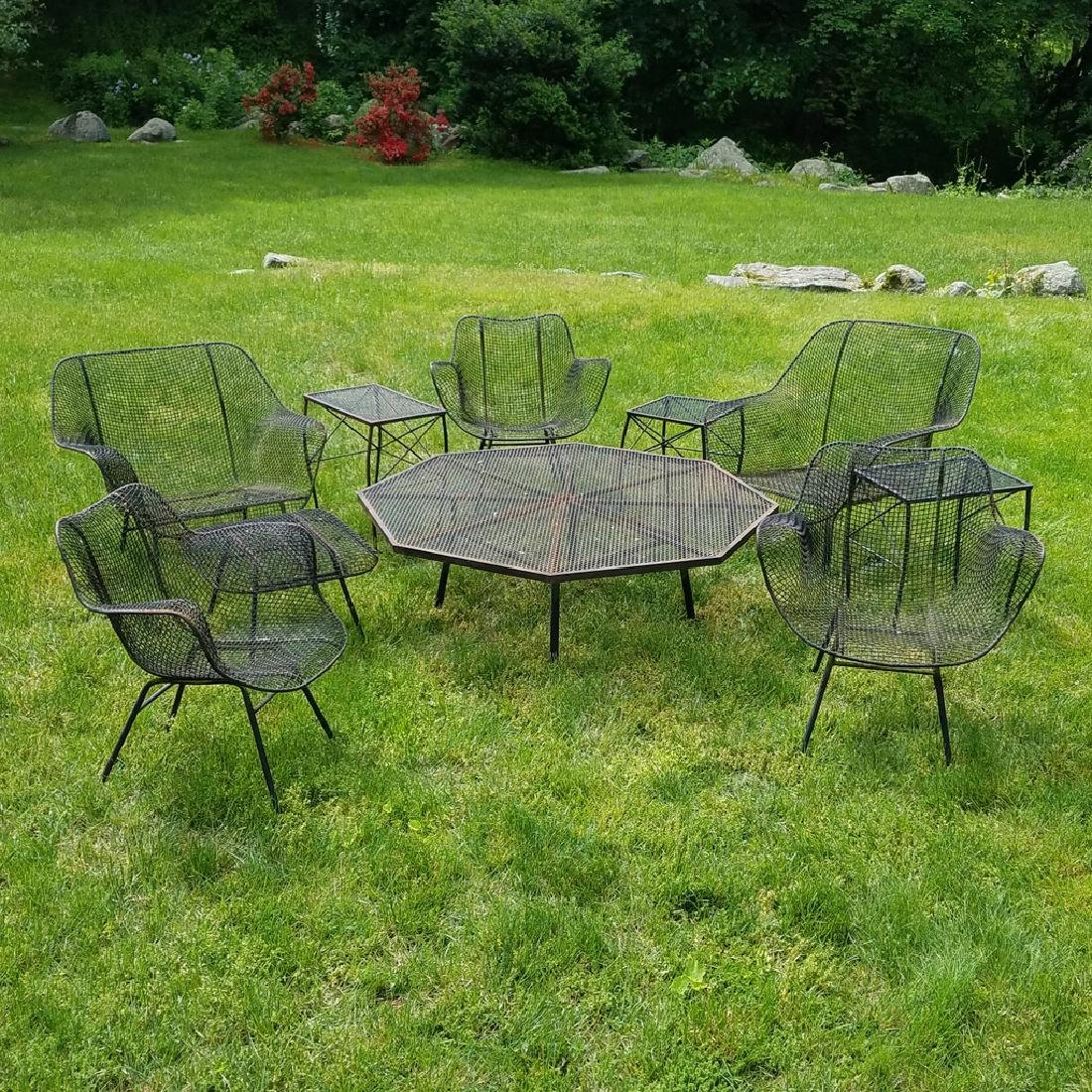 (10pc) RUSSEL WOODARD & OTHER FURNITURE