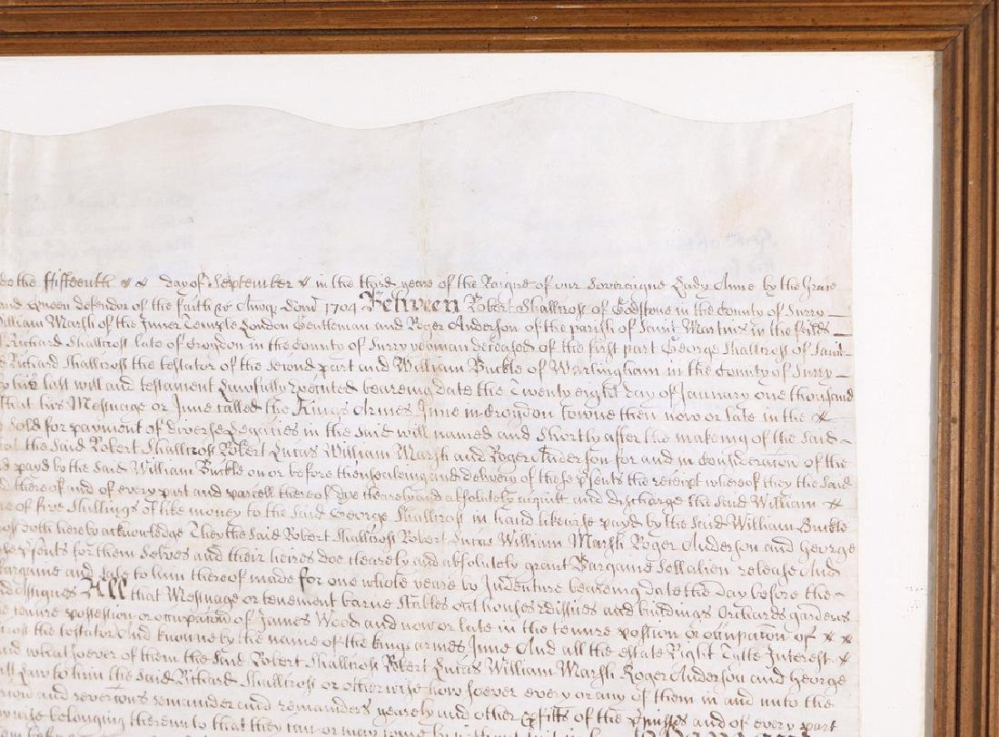 (2pc) HISTORICAL DOCUMENTS - 4