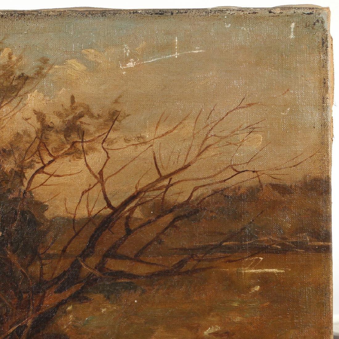 AMERICAN SCHOOL LANDSCAPE, 19th Century - 4