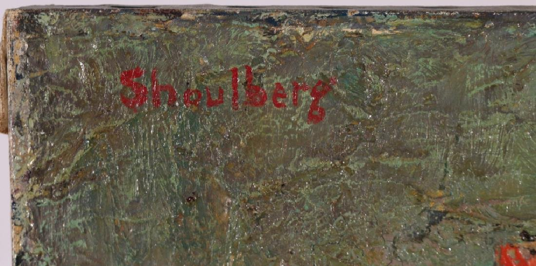 HARRY SHOULBERG (American, 1903-1995) - 2