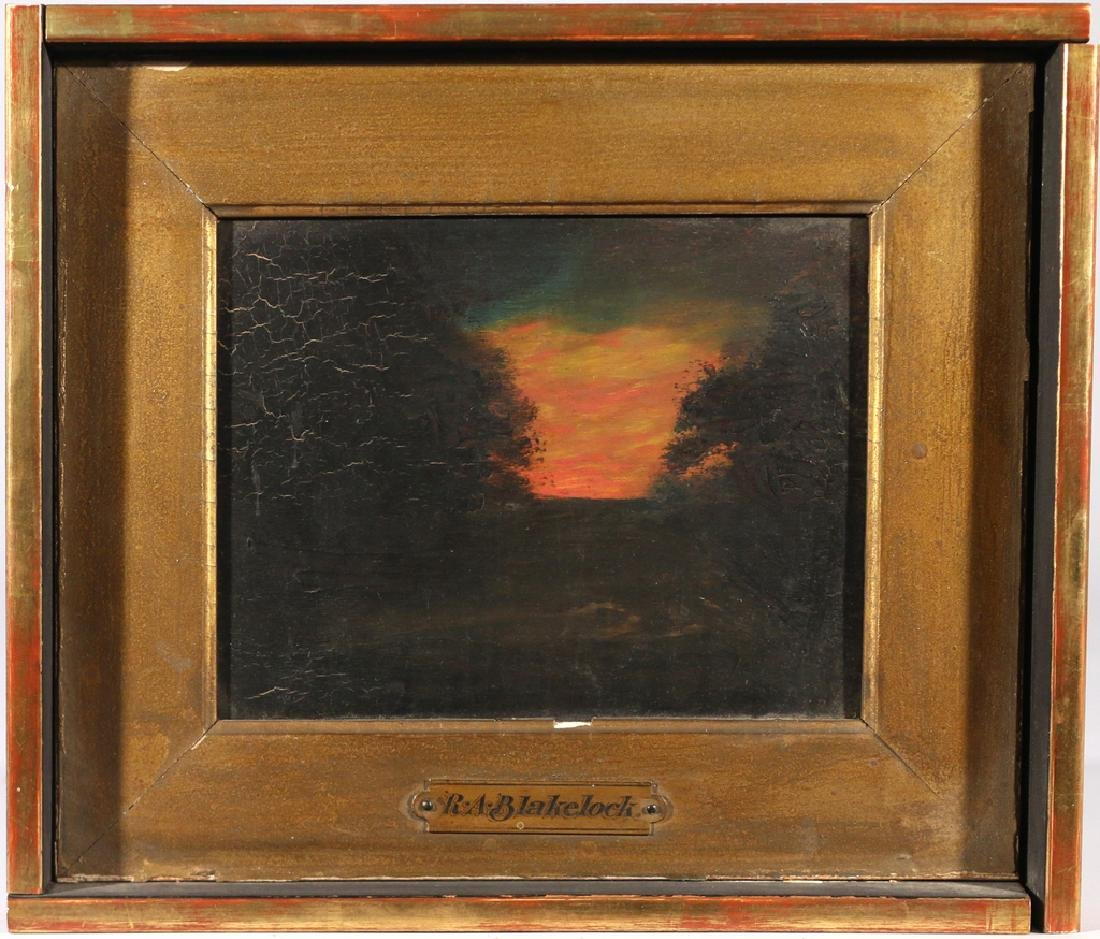 AFTER R.A. BLAKELOCK