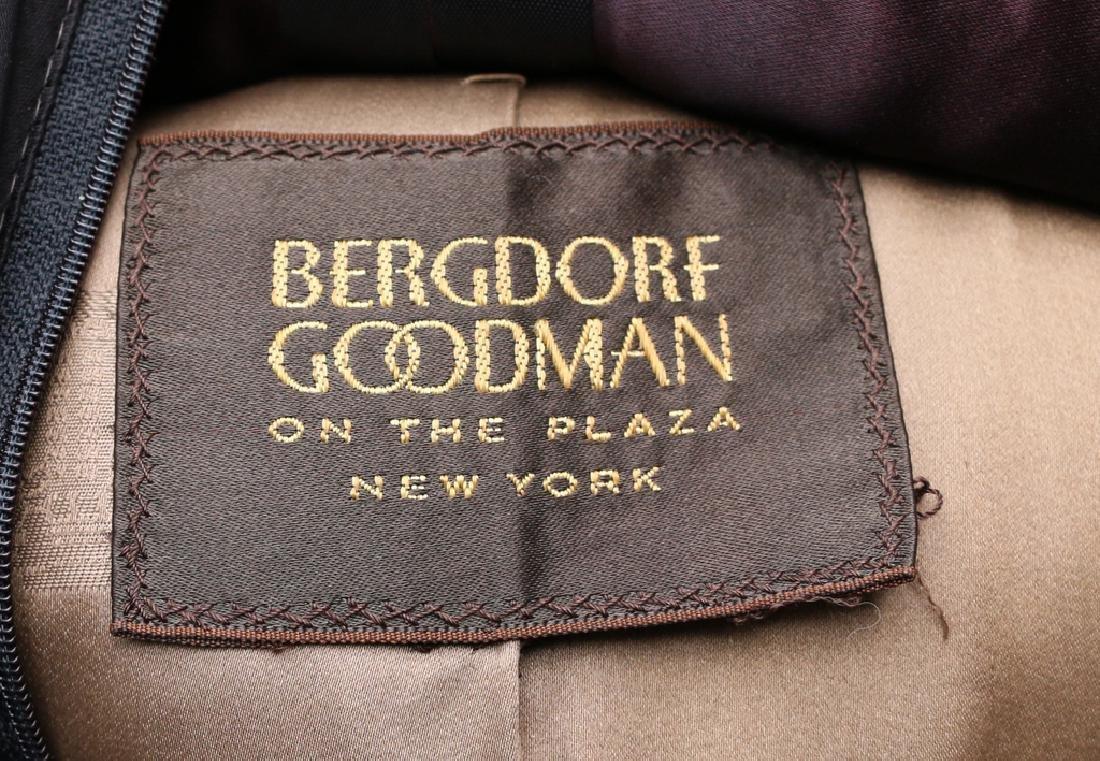 BERGDORF GOODMAN FUR COAT - 3