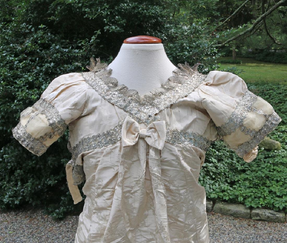 (2pc) VICTORIAN LADY'S GARMENTS - 2