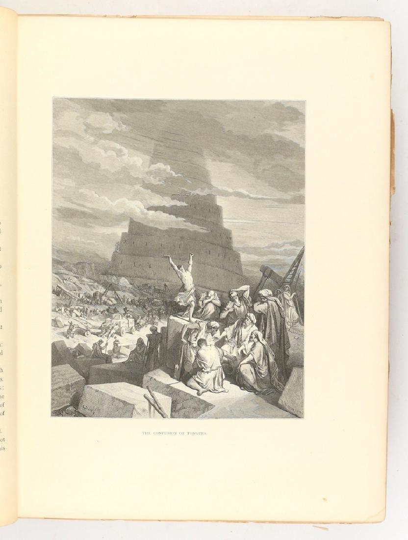 (2vols) GUSTAVE DORÉ HOLY BIBLE - 5