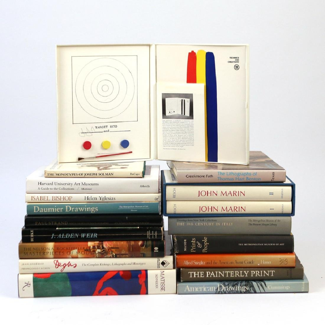 (17vol) MISC.  ART BOOKS