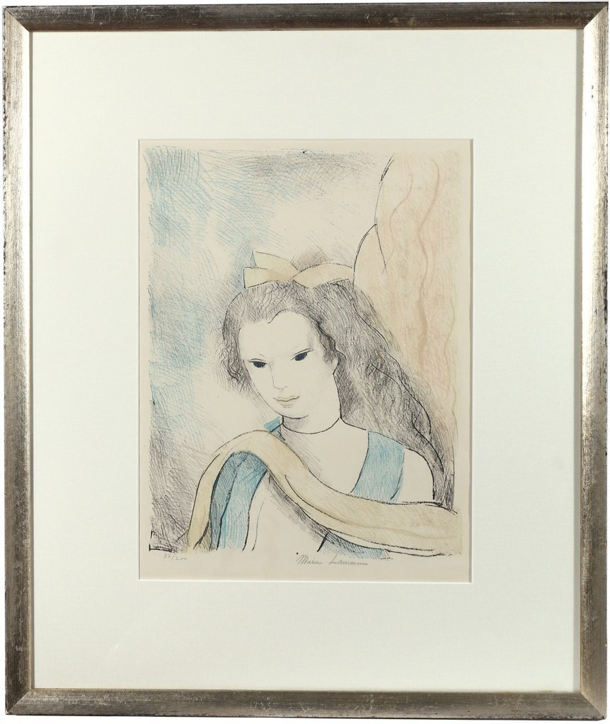 MARIE LAURENCIN (French, 1883-1956) - 2