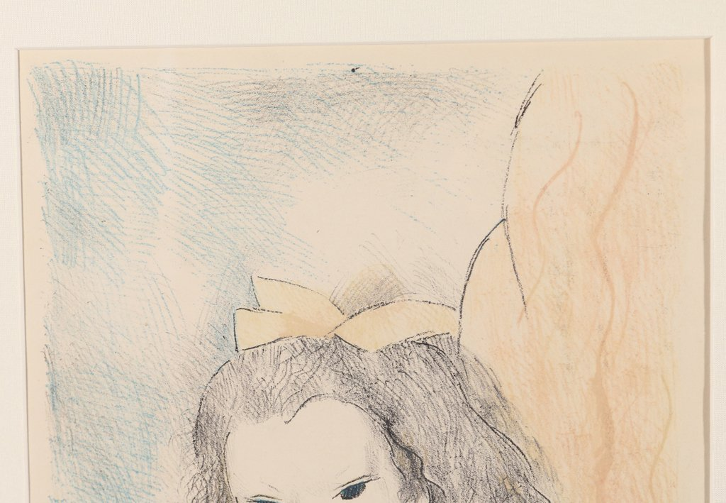 MARIE LAURENCIN (French, 1883-1956) - 5